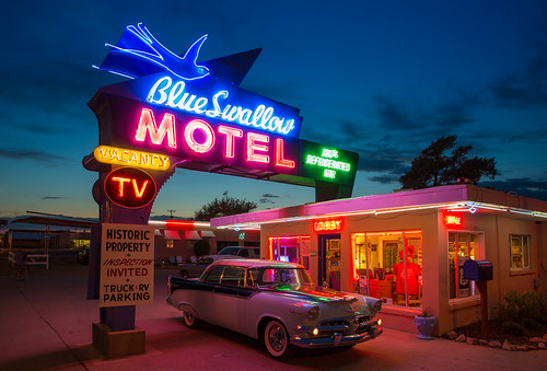 Paintings Of  S Through  S Motels