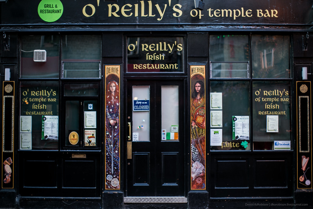 O' Reilly's of Temple Bar