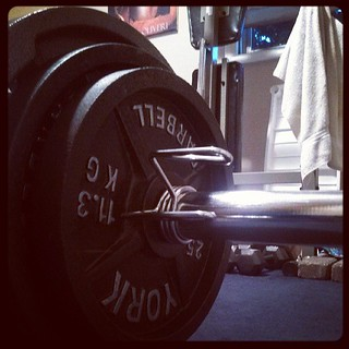Only skipped a week, but yep, I missed deadlift day.