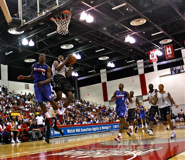 John Wall, Eric Bledsoe - 2010 NBA Summer League