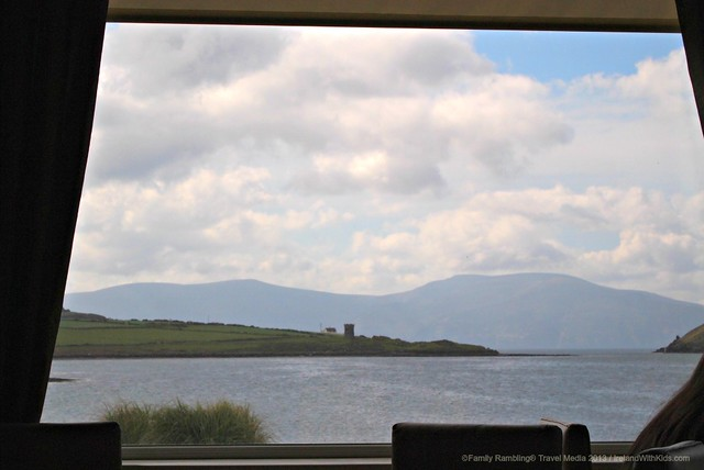 Dingle Bay from Dingle Skellig Hotel Room