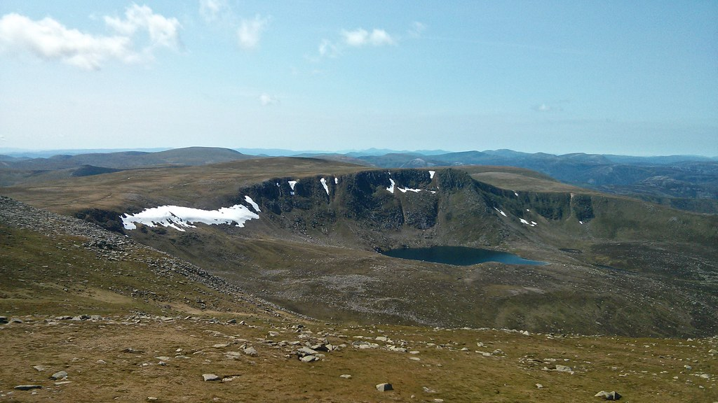 The Stuic and Loch nan Eun