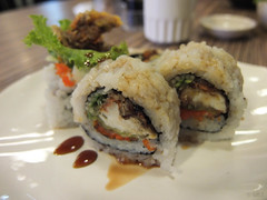 Spider Maki (Soft Shell Crab)
