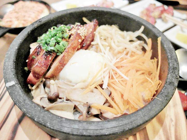 japanese bibimbap