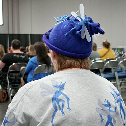 cornish pixie costume