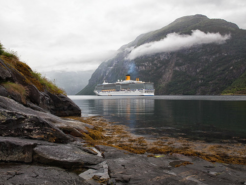 Ship from the fjords #02