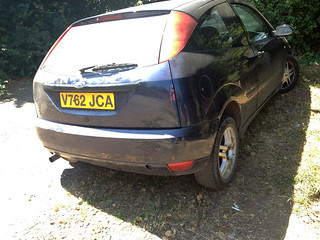 V762 JCA No Road Tax 2013