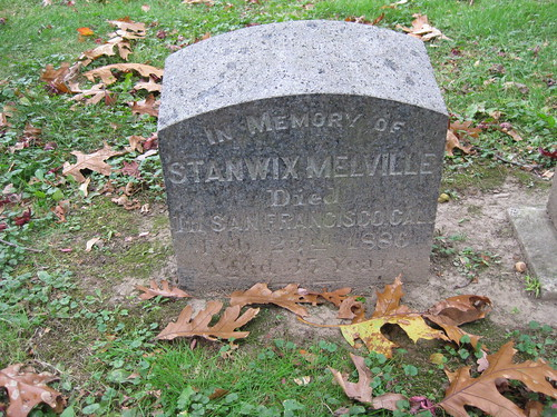 Melville Family Gravesite-004