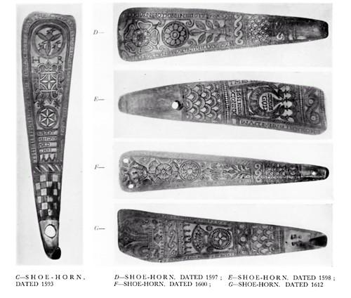 Mindum horns 1593-1612