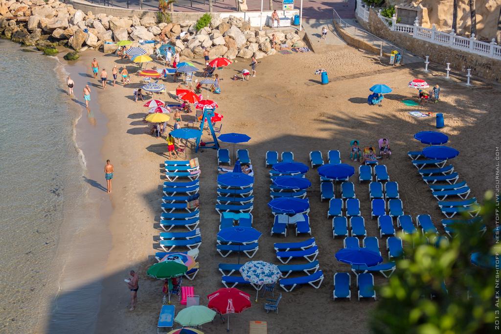 Испания бенидорм для детей