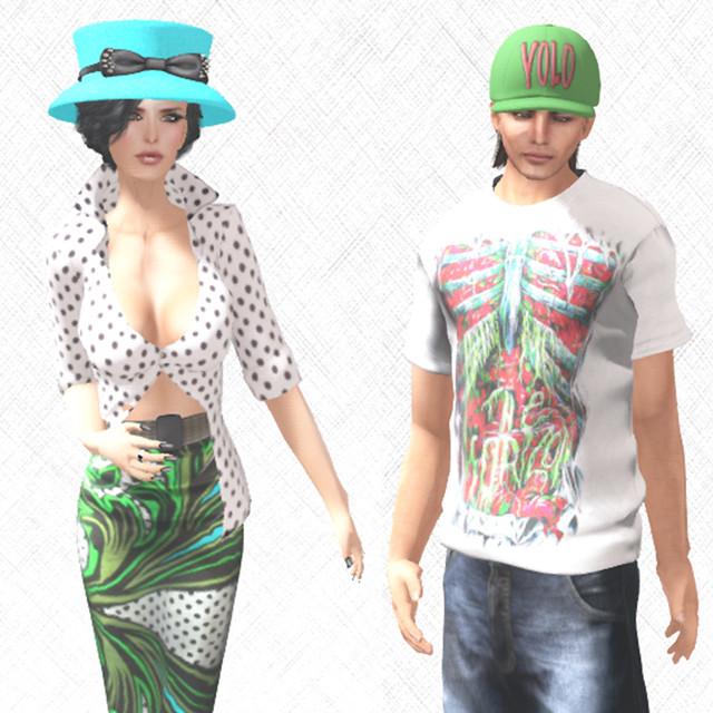 Xen's Hats Bluejacket & YOLO Photos