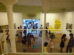 Exposición Debens en Galería Senda