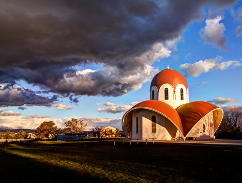 Macedonian Orthodox Church Canberra by Glen Adamson