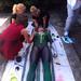 Green Lantern Bodypainting