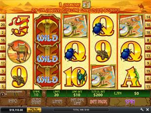 free Desert Treasure 2 slot Expanding Wild