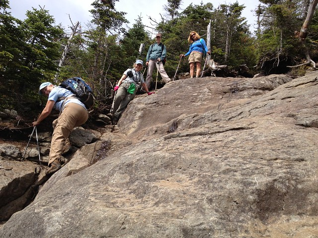 Giant Mountain with ADK 46'ers
