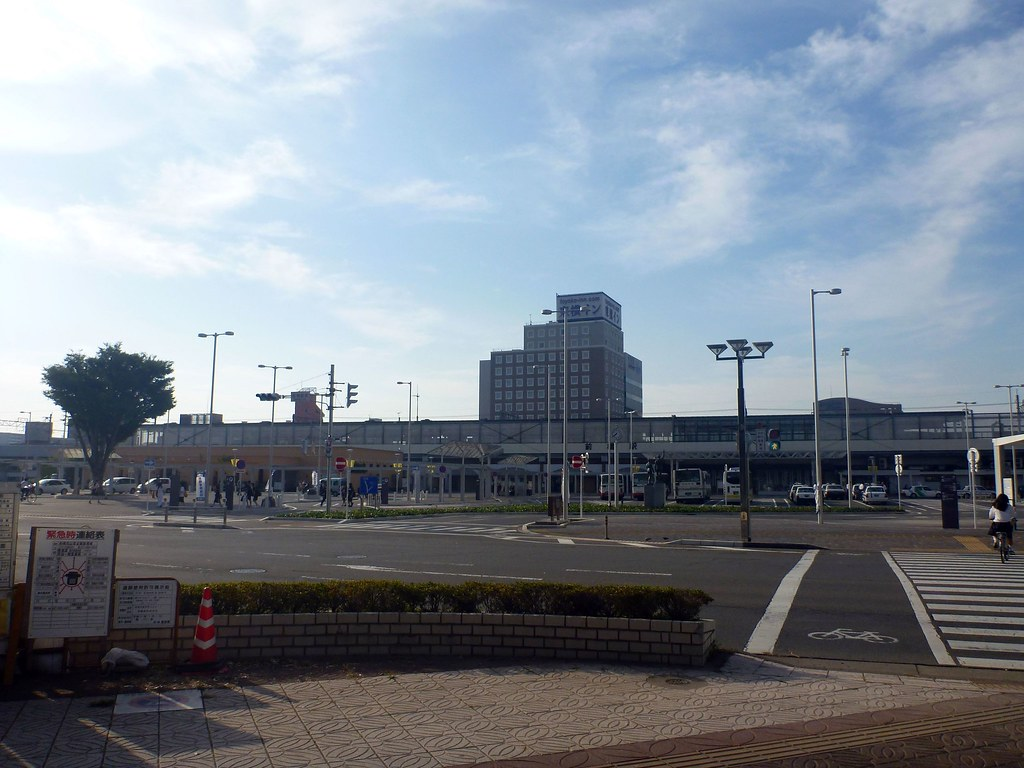 JR Maebashi Station