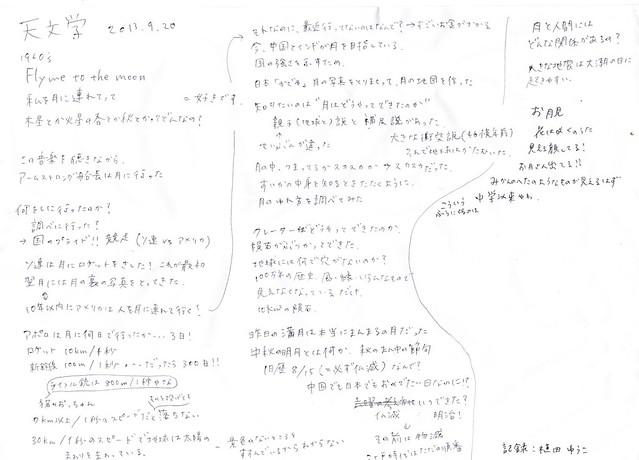 釜芸天文学第1回0920