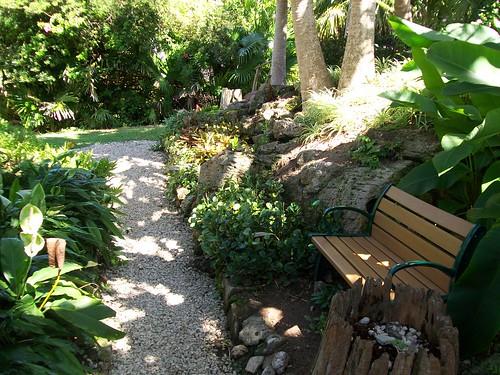 The Aboretum trail, Bermuda
