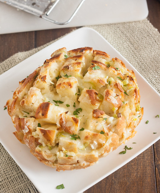 Cheesy Party Bread