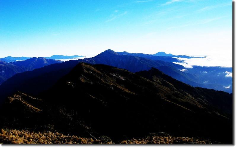 關山大斷崖 1