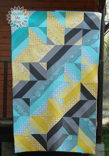 Fancy Fence quilt-1