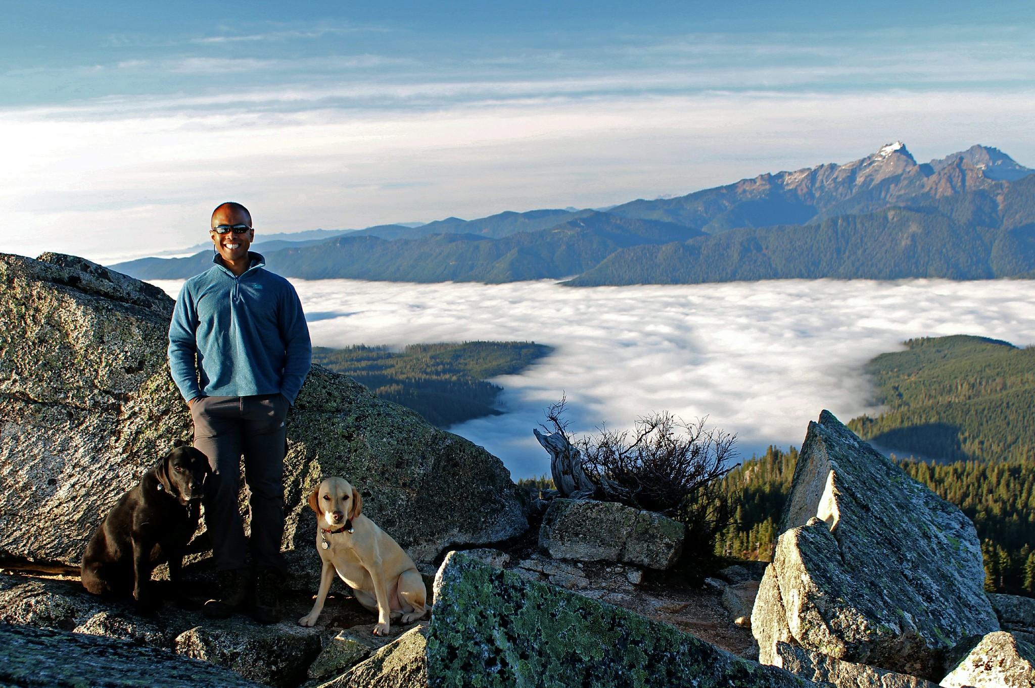 Kodak moment on Bald Mountain 4851