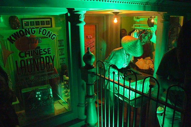 Legendary Truth at Halloween Horror Nights 2013