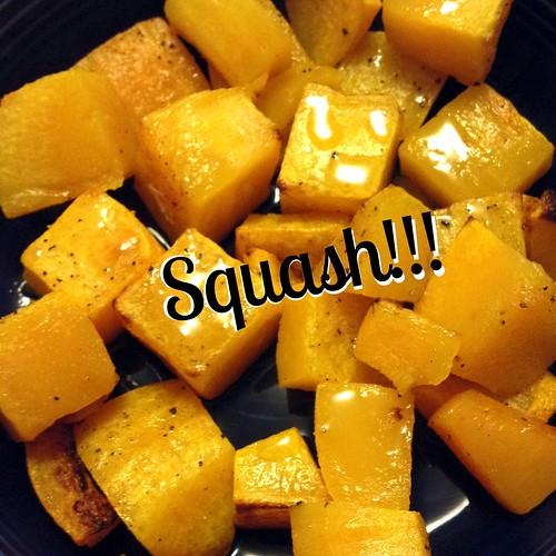 Squash!!!