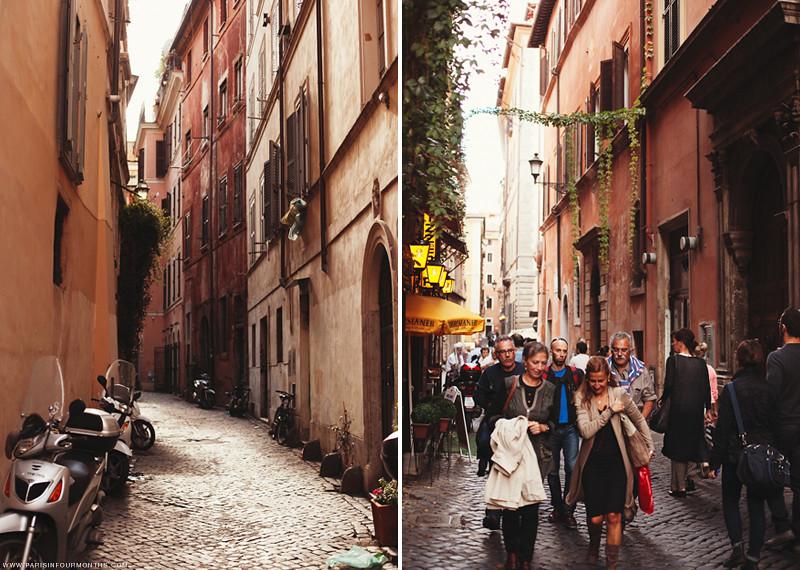 November in Rome