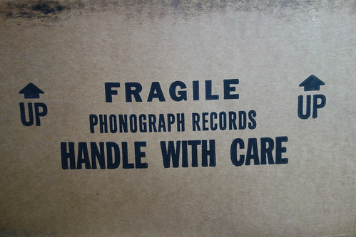 record box from USA