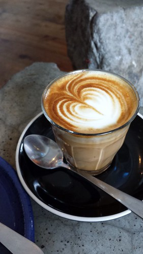 Black Star Pastry: Piccolo Latte