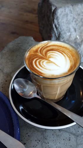 Black Star Pastry: Piccolo Latte