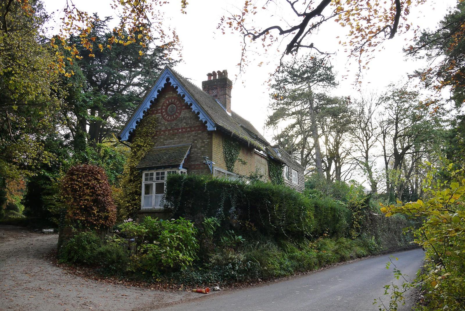 Shacklands Road, Shoreham Otford to Eynsford