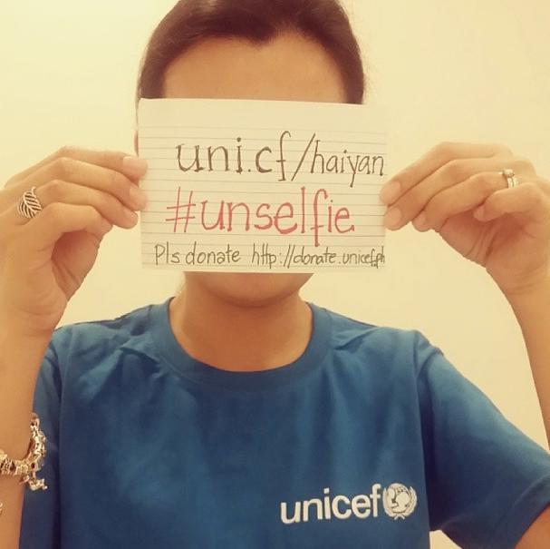 Unselfie