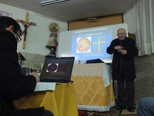 P. Eutimio y Siro Sanz
