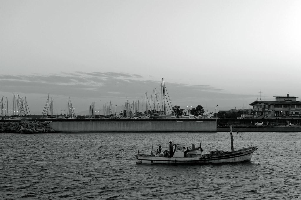 fishermen|津松阪港