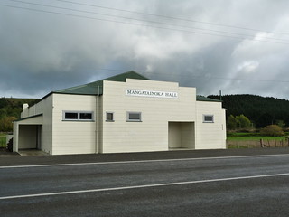 Mangatainoko Hall