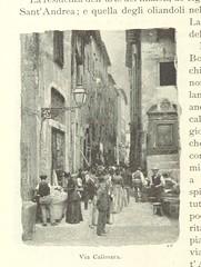 """British Library digitised image from page 428 of """"Firenze vecchia. Storia, cronaca aneddotica, costumi' 1799-1859. Con 142 illustrazioni"""""""