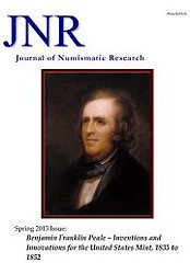 Journal of Numismatic Research Spring 2013
