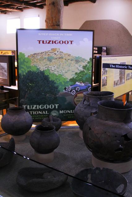 Tuzigoot Museum