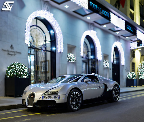 Bugatti / Brenizer method by A.G. Photographe