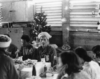 Christmas Party, An Hoa, Vietnam, 25 December 1969