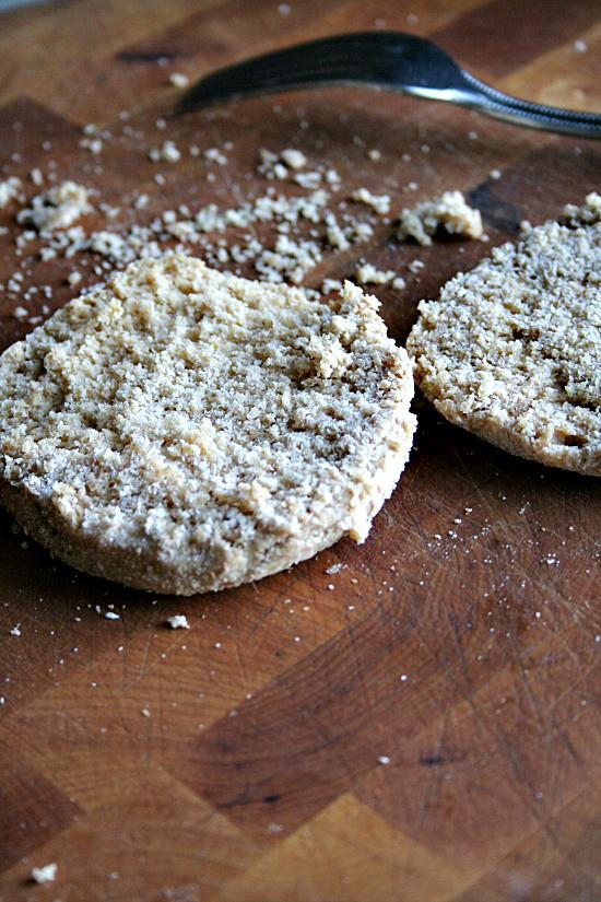 Honey Wheat English Muffins | French Press