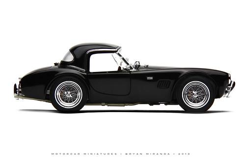 Shelby/AC 289 Cobra Roadster, 1963