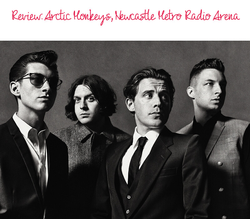 arctic-monkeys-newcastle-review