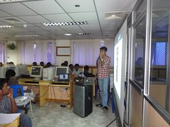 March 3rd, 2013: Mobility Workshop @ IIT Madras.