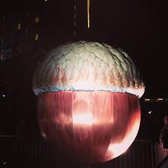 The Acorn before the drop #NYE