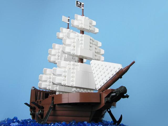 Avast Ye, Builders of Iron!