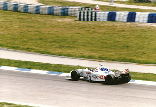 Rubens Barrichello: Stewart SF02-Ford